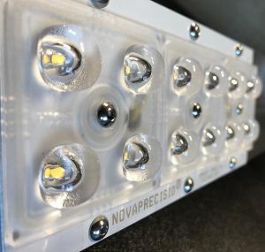 Ottiche Lampade a LED industriali