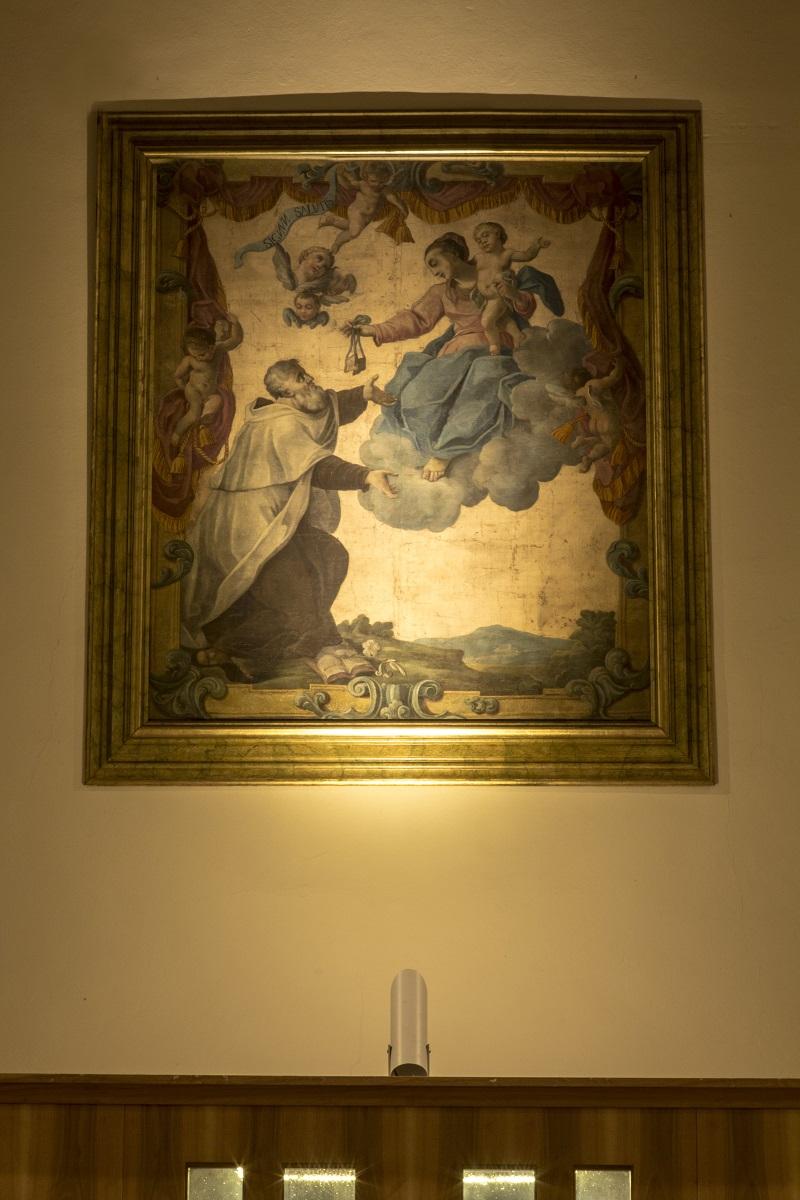 Illuminazione Quadro LED Chiesa