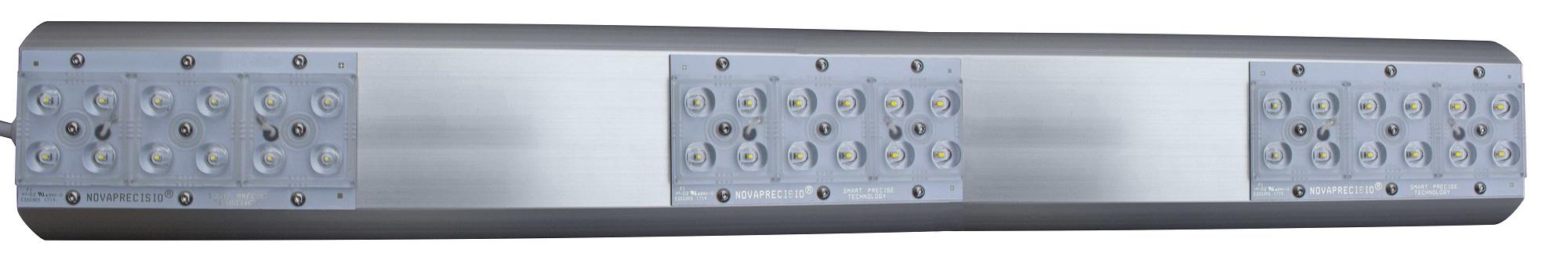 Plafoniere a led industriali per illuminazione capannoni for Plafoniere a led