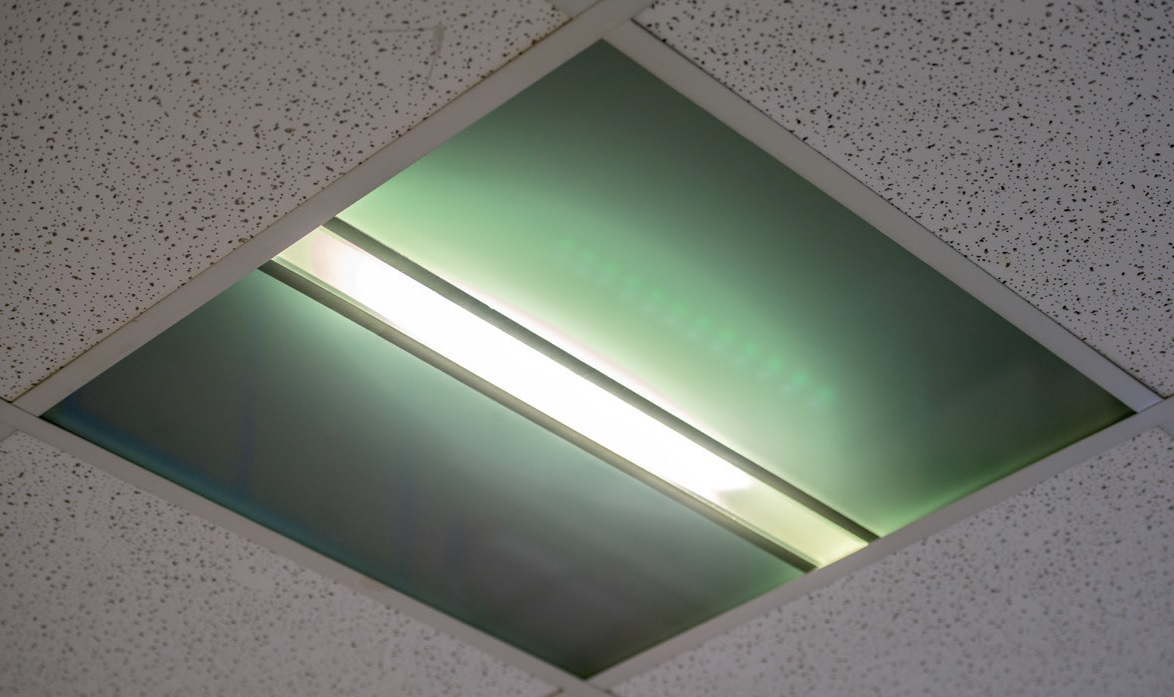 Illuminazione uffici lampade a led