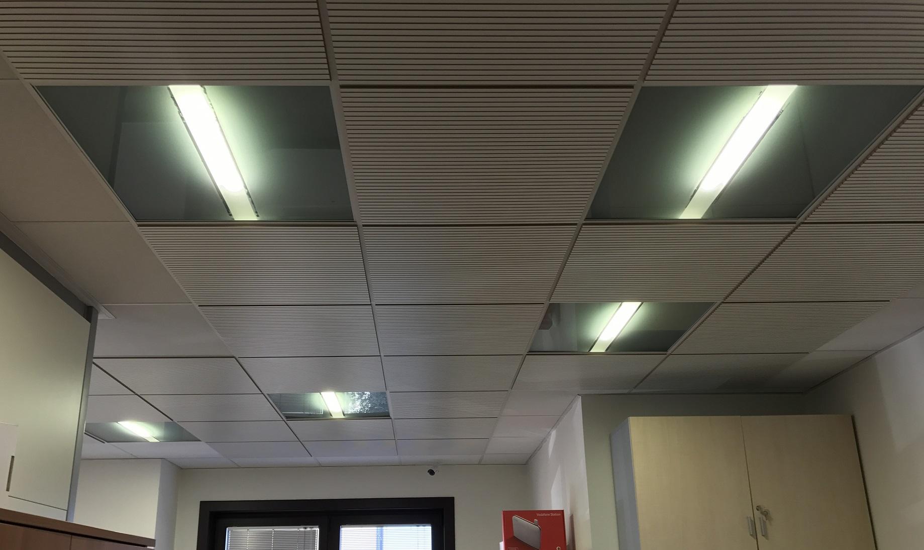 Illuminazione industriale lampade a led